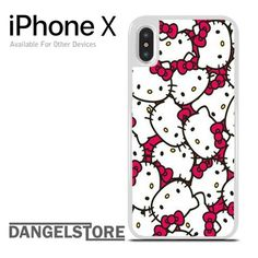 hello kitty collage For iPhone X