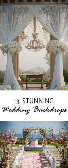 Wedding backdrops, wedding backgrounds, DIY wedding, wedding decor, DIY weddings, wedding hacks, wedding DIYs, popular pin, drem weddings, weddings on a budget.