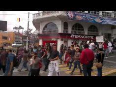 México sigue sumido en protestas antigubernamentales