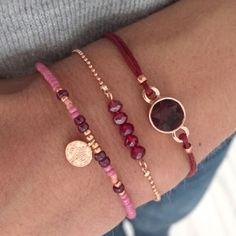 Set 'Red & Pink' - Mint15