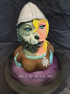 Cake is not the issue here. This collaboration is brought to you by The Cake Collective, a group of like minded cake, cookie, and sugar. 70th Birthday, Sugar Art, Collaboration, Princess Zelda, Cake, Fictional Characters, Collection, Pie, Kuchen