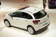 Citroën #MondialAuto #Stand #Citroen #C3