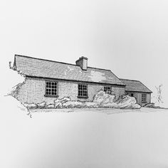 So while down in Aughris a few weeks ago the old schoolhouse was pointed out to me and I was asked would I do a drawing of it so I did 😊 . . . . . #drawing #arch #instaart #sketchwalker #펜드로잉 #sketchbook #artwork #pendrawing #urbansketcher #sketching #urbansketching #sketch #sketches #draw #architecture #usk #어반스케치 #urbansketchers #croquis #archisketcher #dailysketch #aughris #sligo Urban Sketchers, Insta Art, Old Things, Sketches, Drawings, Artwork, Sketch, Work Of Art, Doodles