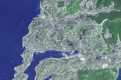 The Hills of Vladivostok : Image of the Day : NASA Earth Observatory