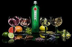 Tanqueray ten and tonic