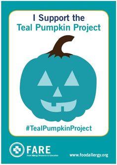 #TealPumpkinProject