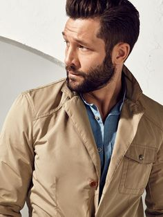 {10} {11} {9}´ss LIMITED EDITION BEIGE TECHNICAL PARKA at Massimo Dutti for 225. Effortless elegance!