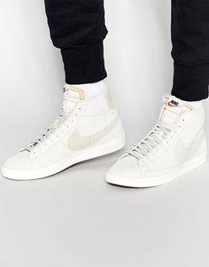 Nike Blazer Mid Trainers 638261-013 638261-013
