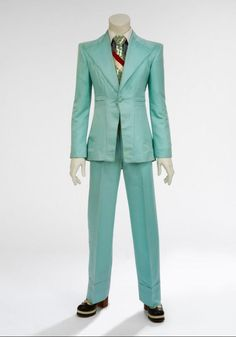 1973 - David Bowie style: designed by Freddi Burretti.