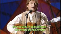 John Denver - Rocky Mountain High (with lyrics) Music Down, My Music, John Denver Greatest Hits, Denver Rocky Mountains, Joyful Noise, Mountain High, Easy Listening, Country Songs, Beautiful Songs