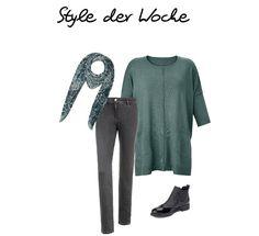 Style der Woche mit dem Kaschmir-Pullover von Emilia Lay!