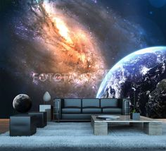 Design Interior, Wall Murals, Earth, Murals, Wall Prints, Picture Wall, Wall Paintings