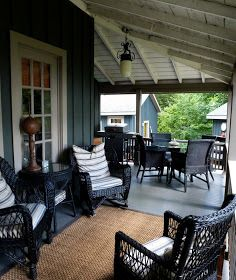 The Vintage Cabin: Brookside House Tour