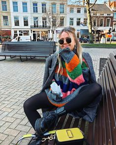 57.6k Followers, 778 Following, 1,120 Posts - See Instagram photos and videos from Iris Nijboer (@irisamberr) Marc Jacobs Logo, Walk In Robe, Winter Wear, Fall Winter, Next Clothes, Fashion Photo, Plaid Scarf, Going Out, Celebrity Style