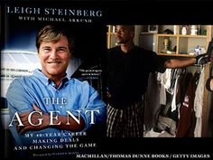 Leigh Steinberg Reveals 'Jerry Maguire' Details In His New Book 'The Agent' #books