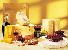 Fromages et vin : les accords parfaits - Plaisirs de la table - Bien vivre   Plaisirs laitiers