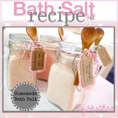 DIY Bath Salt (recipe) by aloha-tip-girls on Polyvore featuring beauty and Hudson Jeans