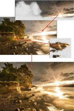 The Power of Post-processing for Landscape Photography - Digital Photography School