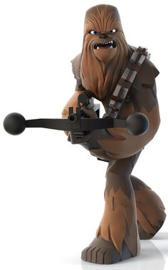 Disney Infinity 3.0 Edition: Star Wars Chewbacca Game Piece -  1100 points