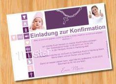 einladung einladungskarten jugendweihe muster 27 - bild vergrößern, Einladung