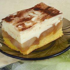 Baconszeletekbe göngyölt töltött csirkemell | Nosalty Other Recipes, My Recipes, Sweet Recipes, Cake Recipes, Dessert Recipes, Hungarian Desserts, Bread Dough Recipe, Sweet Cookies, Fall Desserts