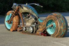 Hours Bikes - Lead Sled A truly unique full air ride rat built by After Hours Bikes.A truly unique full air ride rat built by After Hours Bikes. Rat Rods, Bagger Motorcycle, Motorcycle Style, Rat Rod Motorcycle, Motorcycle Jeans, Motorcycle Camping, Camping Gear, Custom Street Bikes, Custom Bikes