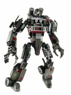 KRE-O Transformers - MEGATRON SET by Kre-o. $28.41. Includes 4 KREON figures: MEGATRON, SHOCKWAVE?, Specialist and Police Officer!. Set includes 310 KRE-O pieces and 4 KREON figures. Product does not convert. Ages 8 to 14.. Build the ultimate DECEPTICON® villain, MEGATRON, in vehicle or robot mode with this 2-in-1 set of 310 KRE-O construction pieces!. In vehicle mode, up to 2 of your KREON figures can ride inside the cab of the truck.. 2-in-1 KRE-O constructi...
