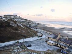 Saltburn is a Sand & shingle beach located near Redcar in Yorkshire.Dogs are not allowed on certain areas of the beach. Uk Beaches, Yorkshire Uk, North East England, Seaside Towns, Romantic Getaway, Dog Friends, Day Trips, Places To Go, Memories