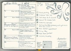 The Bullet Journal - Photos - Community - Google+