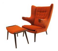 Bear chair ....♥ -aber bitte nicht in orange ;)