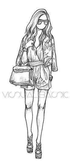 blonde salad #1 by Rachel Nhan