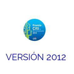 @premiociti Versión 2012 #colombia #microempresarios #citibank #emperendedores https://www.youtube.com/watch?v=ceeySuzqDxE&feature=youtu.be