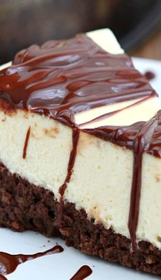 Brownie Cheesecake