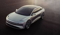 Discover the new Lucid Air, an electric sedan which rivals the Tesla Model S. Details and photos inside.