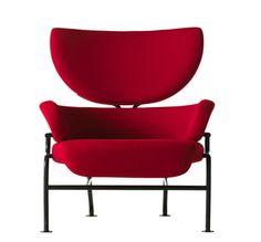 Franco Albini, tre pezzi Chair, for Cassinia 1959