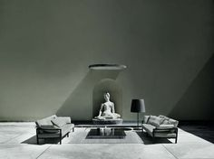 elisa ossino studio : client - Living Divani  Chromatic seating by Piero Lissoni