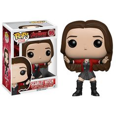 Avengers 2: Age of Ultron Pop! Vinyl Figure - Scarlet Witch : Forbidden Planet