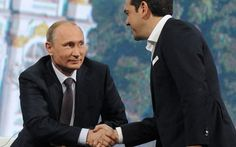 Greece finally admits €2bn gas pipeline deal with Russia - Telegraph