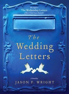 The Wedding Letters, bought this recently. One more for me to read, love Jason Wright's books. :)