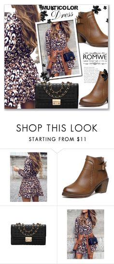 """""""II ROMWE 5/10"""" by azra10 ❤ liked on Polyvore featuring vintage"""