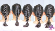 How to Braid - YouTube