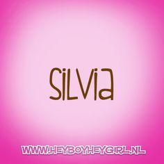 Silvia  (Voor meer inspiratie, en unieke geboortekaartjes kijk op www.heyboyheygirl.nl)