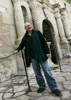 Phil Collins ...at the Alamo