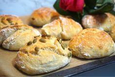 Baked Goods, Nom Nom, Brunch, Food And Drink, Veggies, Victoria, Bread, Baking, Recipes