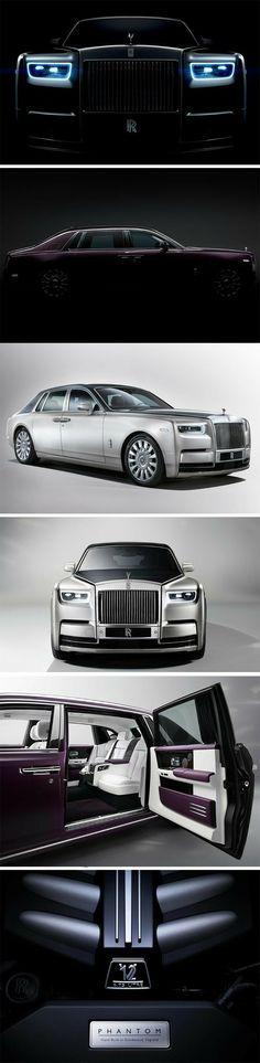 Rolls Royce Phantom❤❤