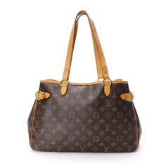 Louis Vuitton Batignolles Horizontal  Monogram Shoulder bags Brown Canvas M51154