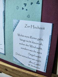 Hochzeitskarte mit Sail Away wedding quotes Wedding Quotes, Wedding Cards, Diy Wedding, Wedding Gifts, Wedding Arch Rustic, Achievement Quotes, Indoor Wedding, Love Words, Happy Anniversary