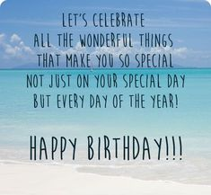Birthday Wishes For Someone Special – Happy Birthday Wishes