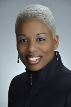 Shiny 58 Short Hairstyles for Black Women over 50 – New Natural Hairstyles Short Grey Hair, Short Hair Cuts, Curly Gray Hair, Thick Hair, Curly Hair Styles, Natural Hair Styles, Tapered Natural Hair, New Natural Hairstyles, Simple Hairstyles
