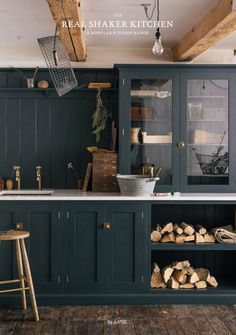 695 Best deVOL Real Shaker Kitchens images in 2019 | Shaker
